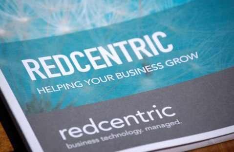 Redcentric Rebrand