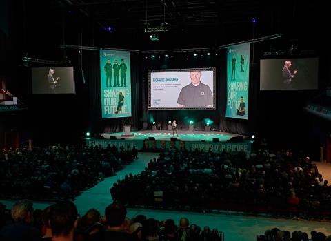 Swift Annual Conference – Hull BonusArena